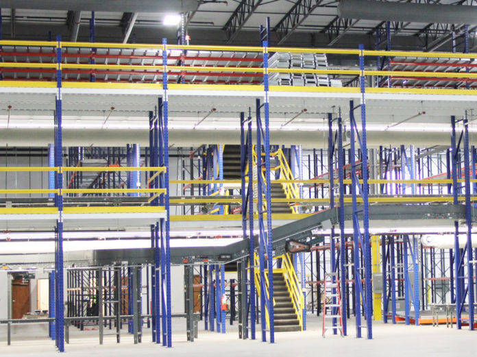 Pick Module with 4x3 Rack Column Size